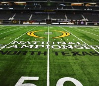 2015 College Football Playoff National Championship